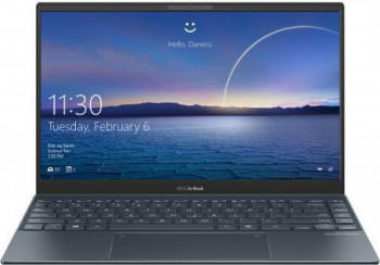 Ultrabook ASUS Zenbook 13 OLED UX325EA Intel Core (11th Gen) i5-1135G7 512GB SSD 8GB Iris Xe FullHD Tast. ilum. Pine Grey