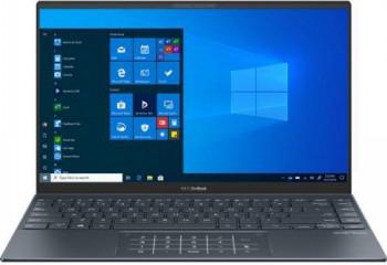 UltraBook ASUS ZenBook 14 UM425QA AMD Ryzen 5 5600H 512GB SSD 8GB AMD Radeon FullHD Win10 Tast. ilum. Pine Grey