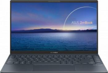 Ultrabook ASUS ZenBook 14 UX425EA Intel Core (11th Gen) i5-1135G7 1TB SSD 8GB Intel Iris Xe FullHD Tast. ilum. Pine Grey