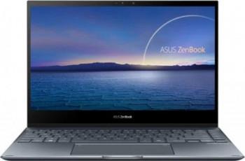 UltraBook ASUS ZenBook UX363JA Intel Core (10th Gen) i5-1035G4 512GB SSD 8GB FullHD Touch Win10 Tast. ilum. Pine Grey