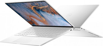 Ultrabook Dell XPS 13 9310 Intel Core (11th Gen) i7-1185G7 1TB SSD 16GB Intel Iris Xe UltraHD+ Touch Win10 Pro FPR Tast. ilum. Frost-White
