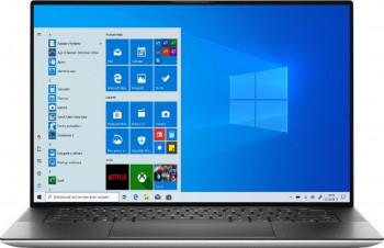 Ultrabook Dell XPS 15 9500 Intel Core (10th Gen) i7-10750H 1TB SSD 16GB GTX 1650 Ti 4GB UltraHD+ Touch Win10 Pro Tast. il. FP
