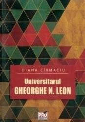 Universitarul Gheorghe N. Leon - Diana Cirmaciu