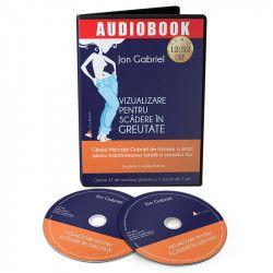 Vizualizare pentru scdere n greutate -audiobook