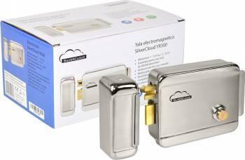 Yala electromagnetica SilverCloud YR300 cu butuc Butuci, Yale si Incuietori