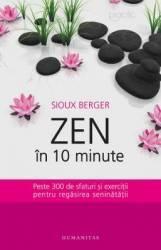 Zen in 10 minute - Sioux Berger Carti