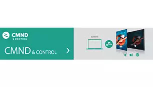 Operate, monitor and maintain with CMND and Control
