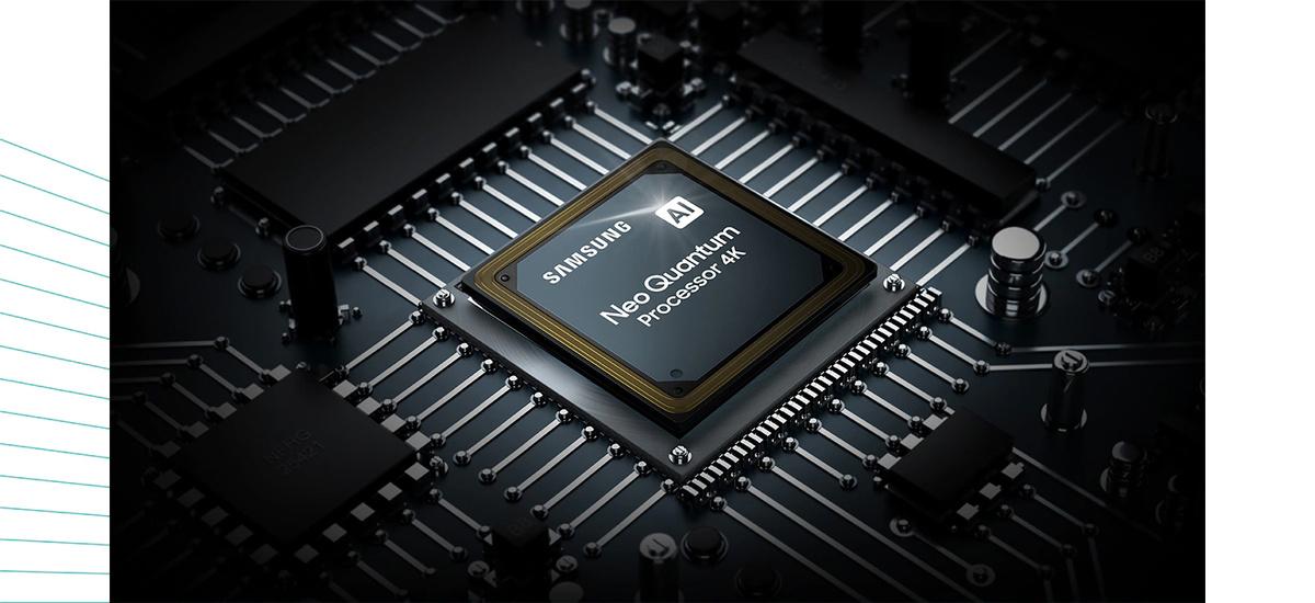 Procesor inteligent, perfectionat prin inteligentă impresionantă
