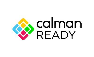 Siglă CalMAN Ready