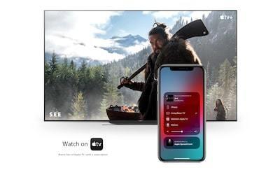 Televizor Bravia cu Apple AirPlay/Apple HomeKit