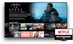 TV-urile Android sunt recomandate de Netflix